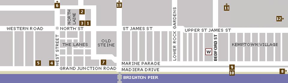 brighton-hotel-map