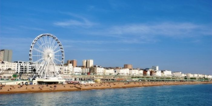 brighton wheel sussex